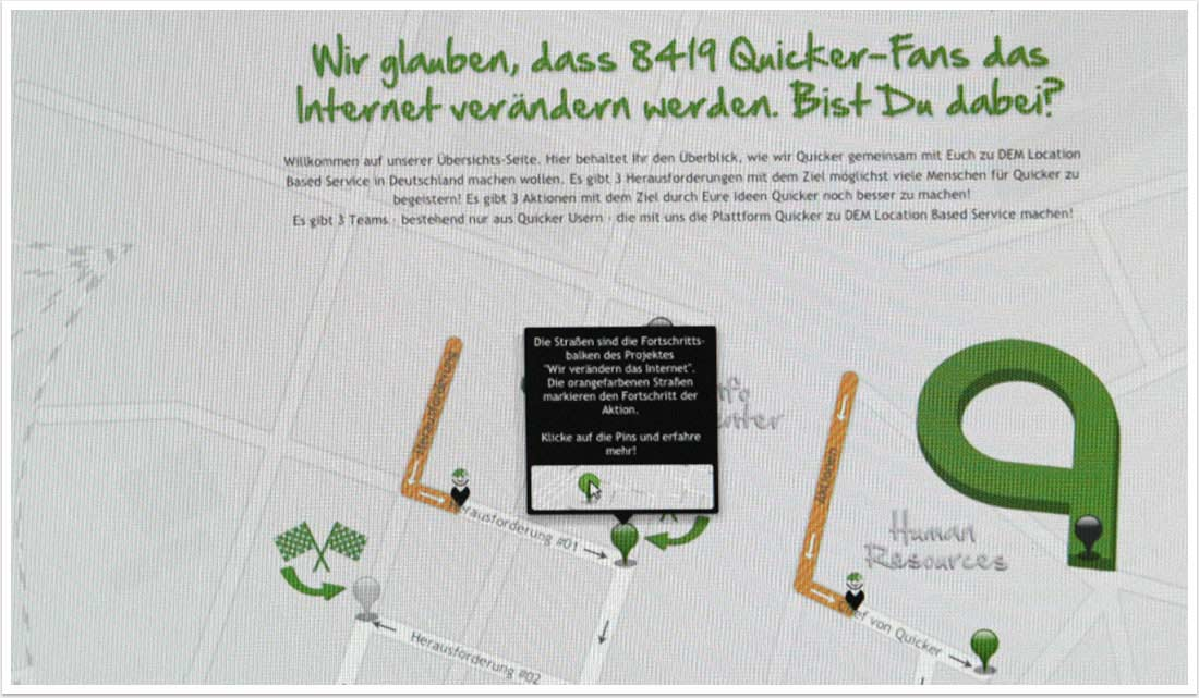 Awareness & Crowdsourcing von bgp e.media