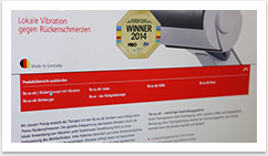 Webdesign & Screendesign von bgp e.media